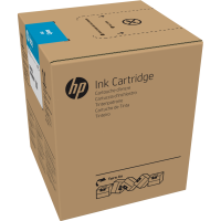 HP No. 882 Latex Ink Cartridge Cyan - 5000ml