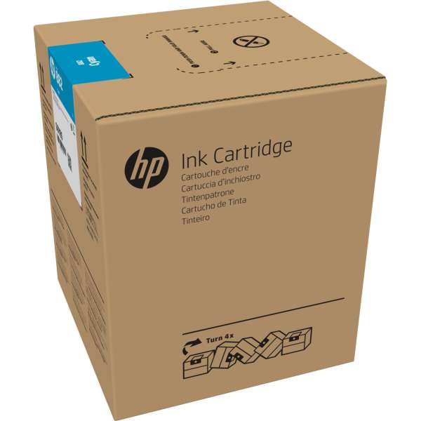 HP No. 882 Latex Ink Cartridge Magenta - 5000ml