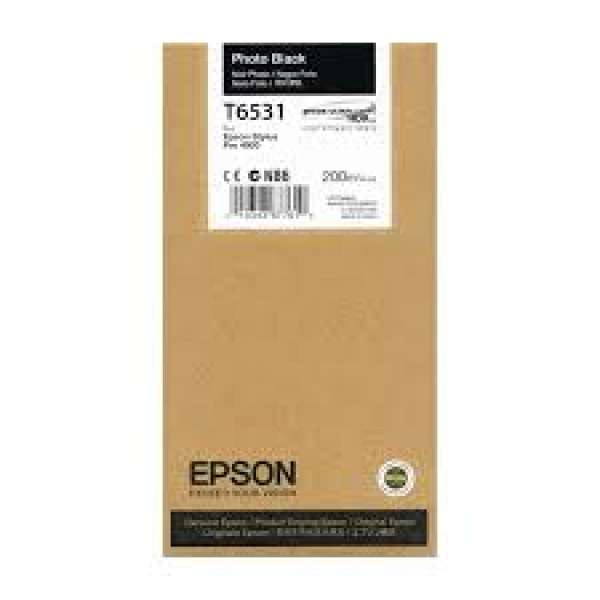 Epson Photo Black Ultrachrome HDR 200ml