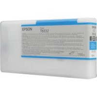 Epson Cyan Ultrachrome HDR 200ml