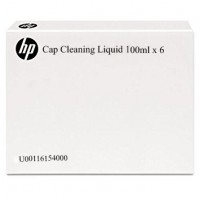HP Cap Cleaning Liquid 100ml x 6