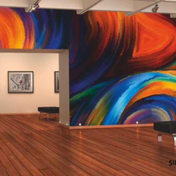 Sihl Non-Woven Design2Wall Aqua Matt 180gsm 914mm x 30m