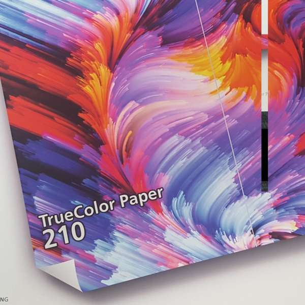 Sihl Trucolor Paper 160gsm Matt 1270mm x 30m