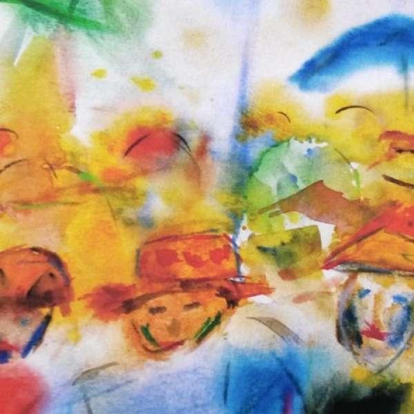 Sihl Aquarella2 Paper 210gsm Matt 1067mm x 15m
