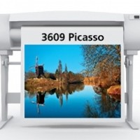 Picasso Gallery Canvas 3609 Satin - 370gsm 1372mm x 15m