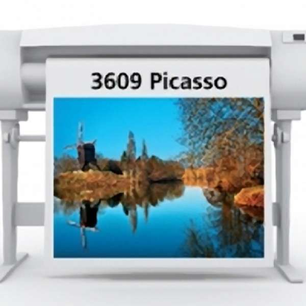 Picasso Gallery Canvas 3609 Satin - 370gsm 1524mm x 15m