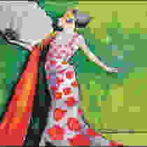 Sihl Luna Artist Canvas 350gsm Satin 1067mm x 12m