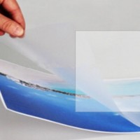 Matt PVC Lamination Film 1040mm x 100m