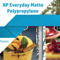 HP Everyday Matt Polyproplene 1270mm x 30.5m (2 x rolls per box)