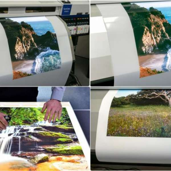 781 Backlit Polyester Matte Film 290gsm 1067mm x 30m