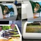 783 Backlit Polyester Matte Film 290gsm 1371mm x 30m
