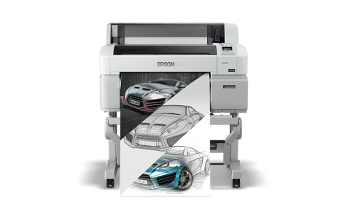 Epson SureColor SC-T3200 | Perfect Colours