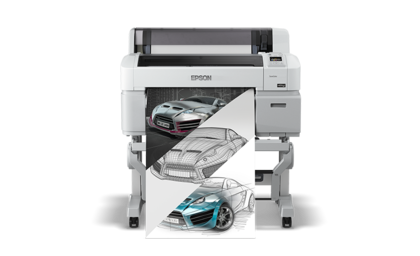 Epson SureColor SC-T3200 w/o stand - product picture
