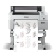 Epson SureColor SC-T3200 with CAD print