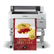 Epson SureColor SC-T3200 with full colour poster print