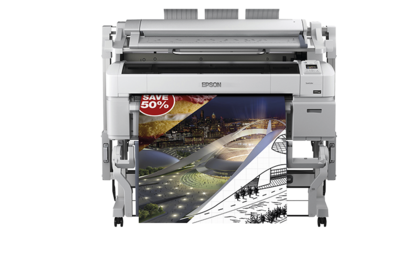 Epson SureColor SC-T5200 MFP HDD - product picture