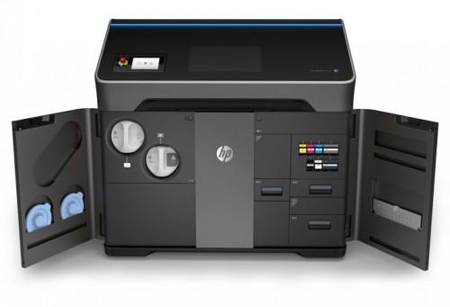 HP Jet Fusion 340 3D Printer