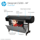 HP DesignJet Z3200 Large Format PostScript® Photo Printer - 44