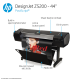 HP DesignJet Z5200 Large Format PostScript® Photo Printer - 44