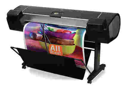 HP Designjet Z5200PS A0 Graphics Printer