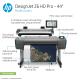 HP DesignJet Z6 HD Pro Large Format Multifunction Graphics Printer - 44
