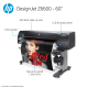 HP DesignJet Z6600 Large Format Graphics Printer - 60