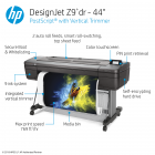 HP DesignJet Z9+dr Large Format Dual-Roll PostScript® Photo Printer - 44