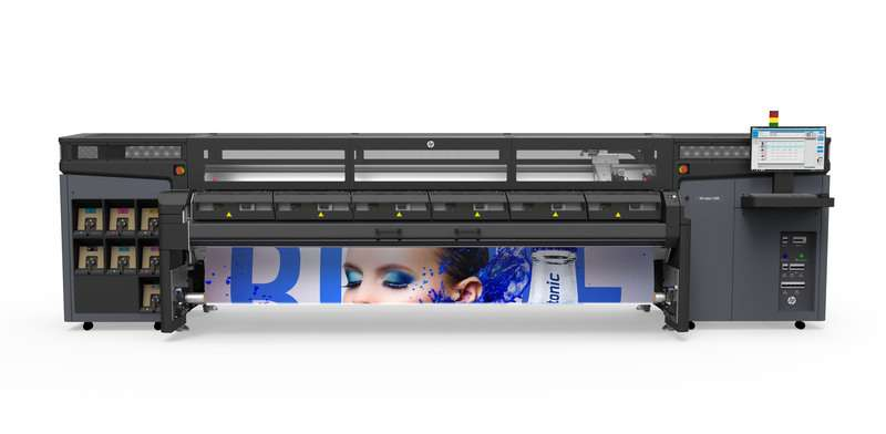 Introducing the HP Latex 1500: low-cost superwide printing at your fingertips