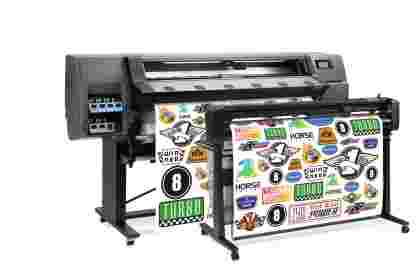 HP Latex 115 Print and Cut - product picture