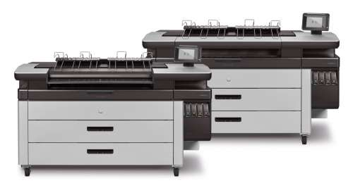 HP PageWide Xl 4100 MFP