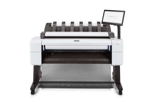 Hp Designjet T2600dr Multifunction Postscript 174 Printer 3ek15a Perfect Colours