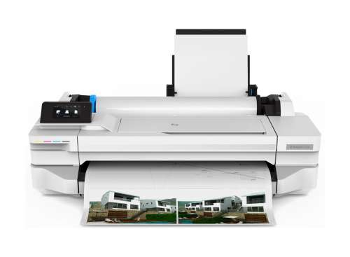 HP DesignJet T130 Large Format Compact Wireless Printer - 24
