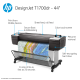 HP Designjet T1700 left facing