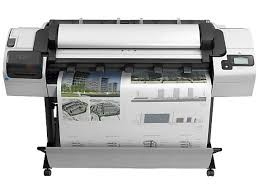 HP Designjet T2300 PostScript eMultifunction Printer (CN728A)