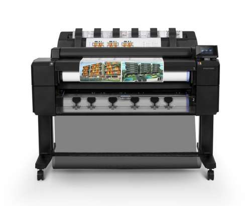 Hp Designjet T2500 Perfect Colours