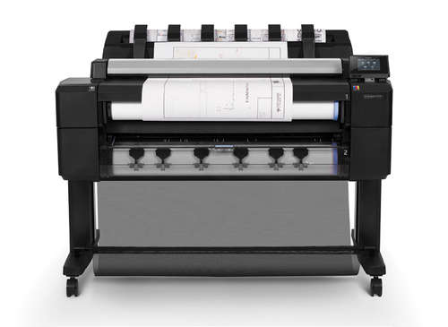 HP Designjet T2530PS eMFP Printer - 36in