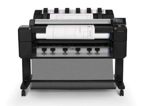HP DesignJet T2530 Large Format Multifunction Printer - 36
