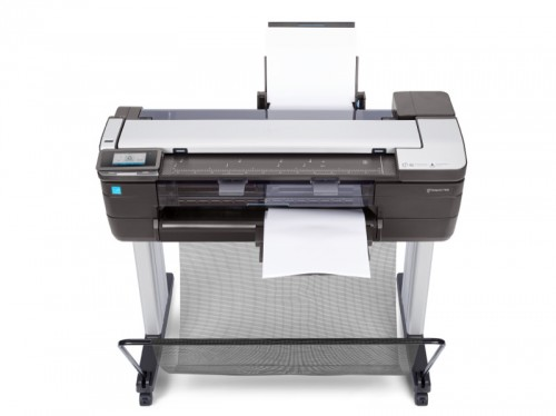 HP DesignJet T830 Large Format  Printer - 24