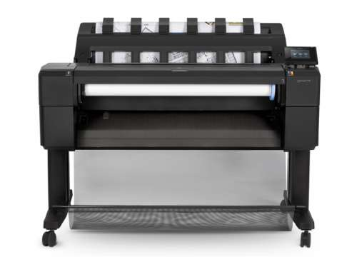 HP DesignJet T930 Large Format Printer - 36