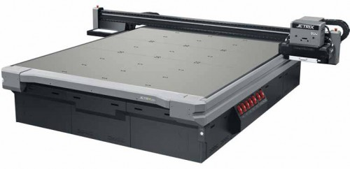 JETRIX KX7/KX7-R Printer