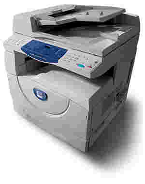 Xerox WorkCentre 5020 - product picture