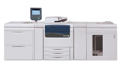 Xerox Color J75 Press Printer - Easy to Use and Operate - product picture