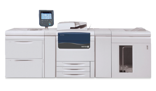 Xerox® color J75 Press Printer • High quality Colour Automation