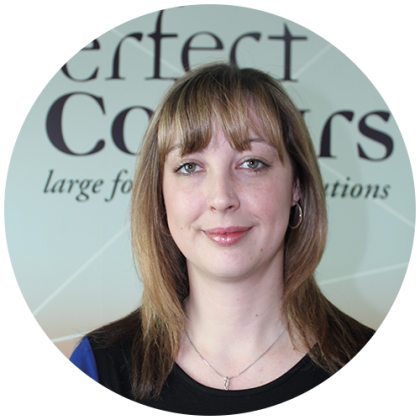 Christina Voysey -- Sales Account Manager
