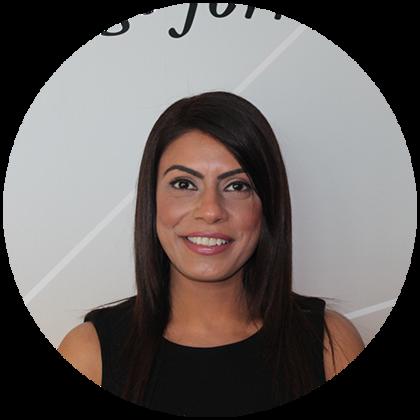Kiran Gill -- Customer Service Manager