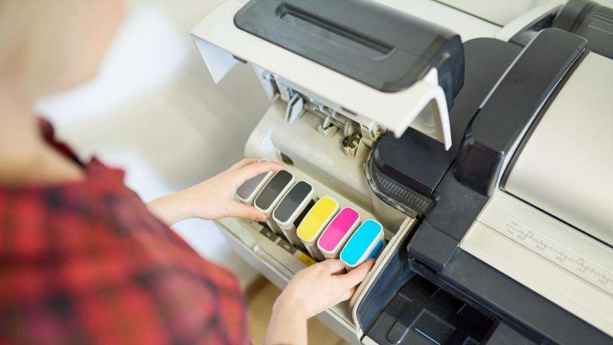 HP's big commitment to sustainable printing