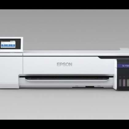 The new Epson SC F570 – dye sub on your desktop - Featured Image