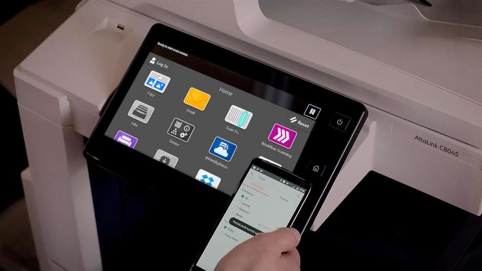 Introducing the Xerox Instant Print Kiosk