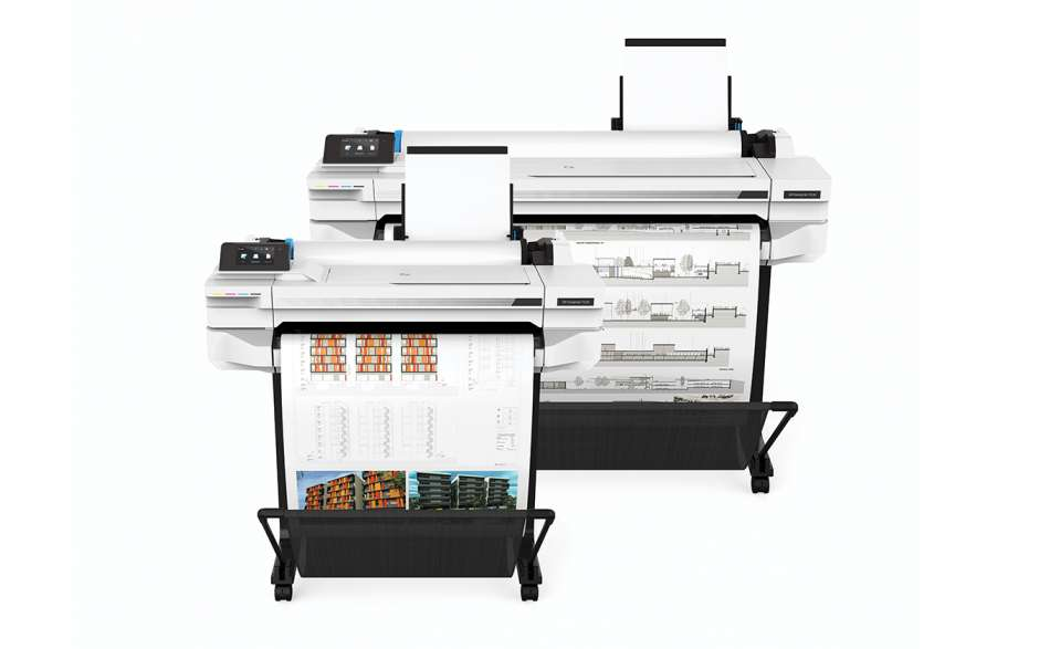 Introducing the HP DesignJet T530