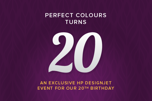 Perfect Colours turns 20!